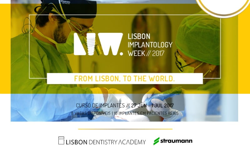 Lisbon Implantology Week - Saúde Oral