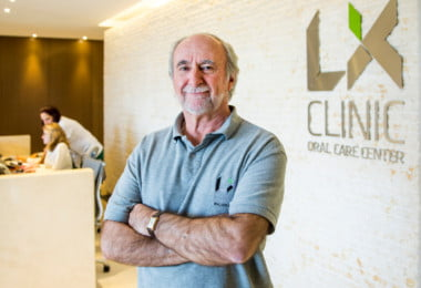 "LX Clinic – Oral Care Center: ""Temos uma clínica de ponta"""